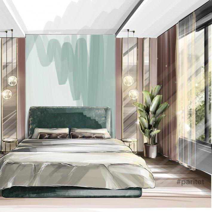 Окна для спальни фото 66