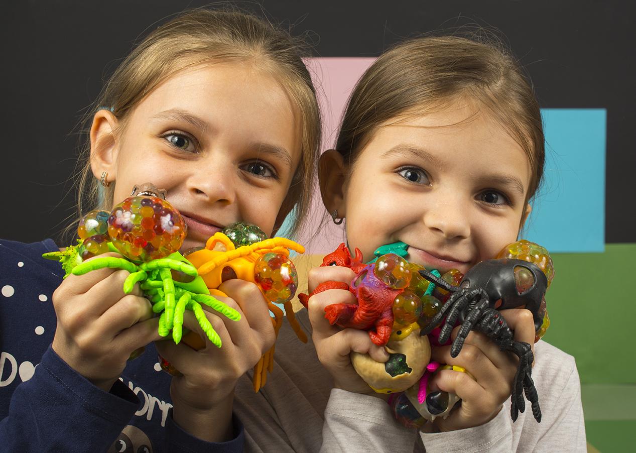 Мягкие игрушки антистрессы оптом фото 41