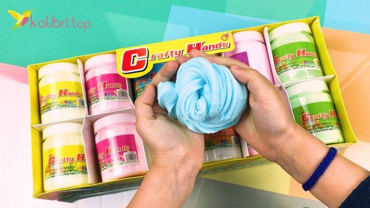 Баттер слайм Crafty Hands оптом изображения 2