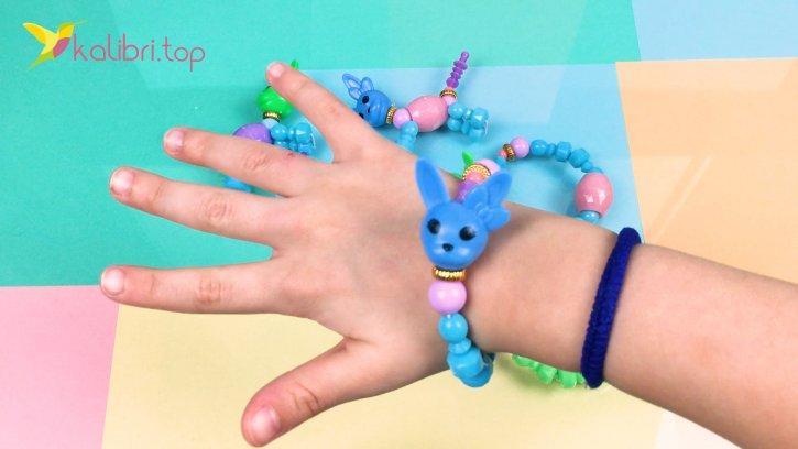 Детский браслет на руку Трансформер оптом изображения 2