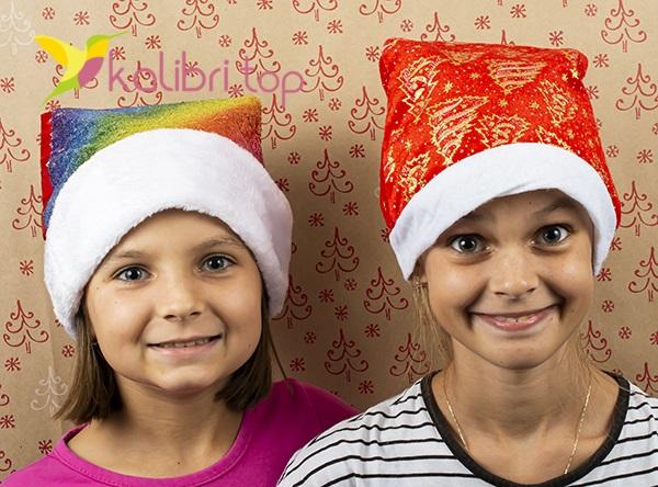 купить новогодние шапки оптом