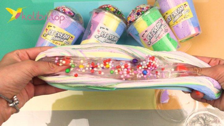 Флаффи слайм Ice Cream оптом изображения 2
