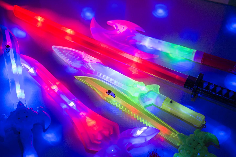 мечи светящиеся светодиодные оптом фото 2