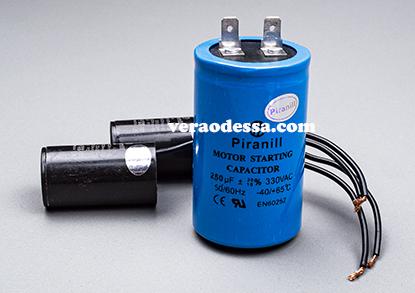 Купити конденсатор пусковий оптом фото 00001