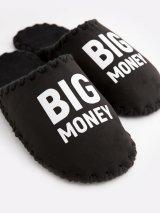 Мужские домашние тапочки Big Money черные закрытые, Family Story - 4