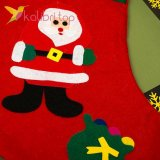 Носок для подарков большой Николай, оптом фото 1