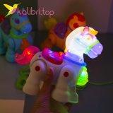 Лошадка ходилка пластиковая светящиеся оптом фото 147