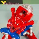 Светодиодный детский микрофон Человек Паук оптом фото 2