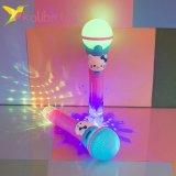 Светящийся микрофон Hello Kitty фото 2