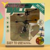 Летающий, светящийся шар Flying Ball прозрачный оптом - фото 3