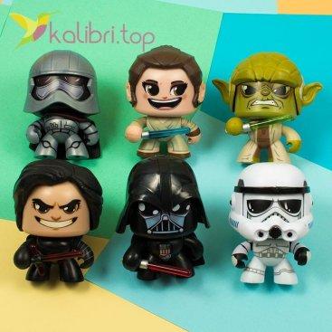 Детская игрушка герои Star Wars, оптом фото 1