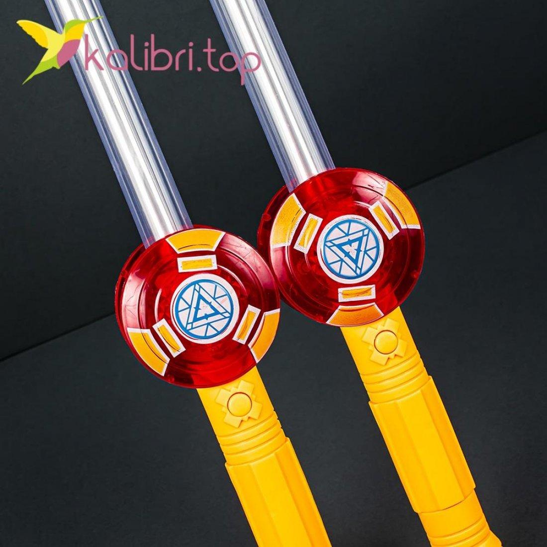 Светящийся меч супергероя Щит оптом фото 9991