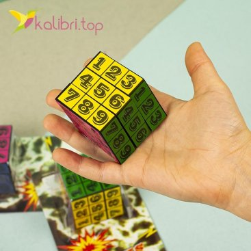 Шокер в виде Кубик-Рубика оптом фото 8