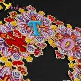 Гирлянда бумажная Снежинки 3-D оптом фото 1074