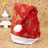 Шапки Деда Мороза с елками HQ-3099 оптом фото 824