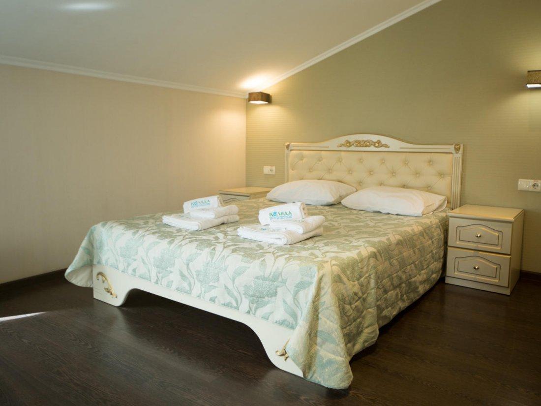 Отель Коляда, Номер COMFORT - фото 1