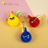 Детский светящийся кулон Angry Birds оптом фото 3