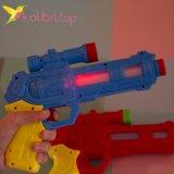 Детский светящийся пистолет оптом фото 3