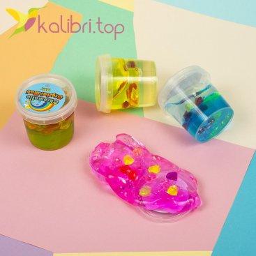 Слайм (Slime) двойной Кристалл - Kalibri