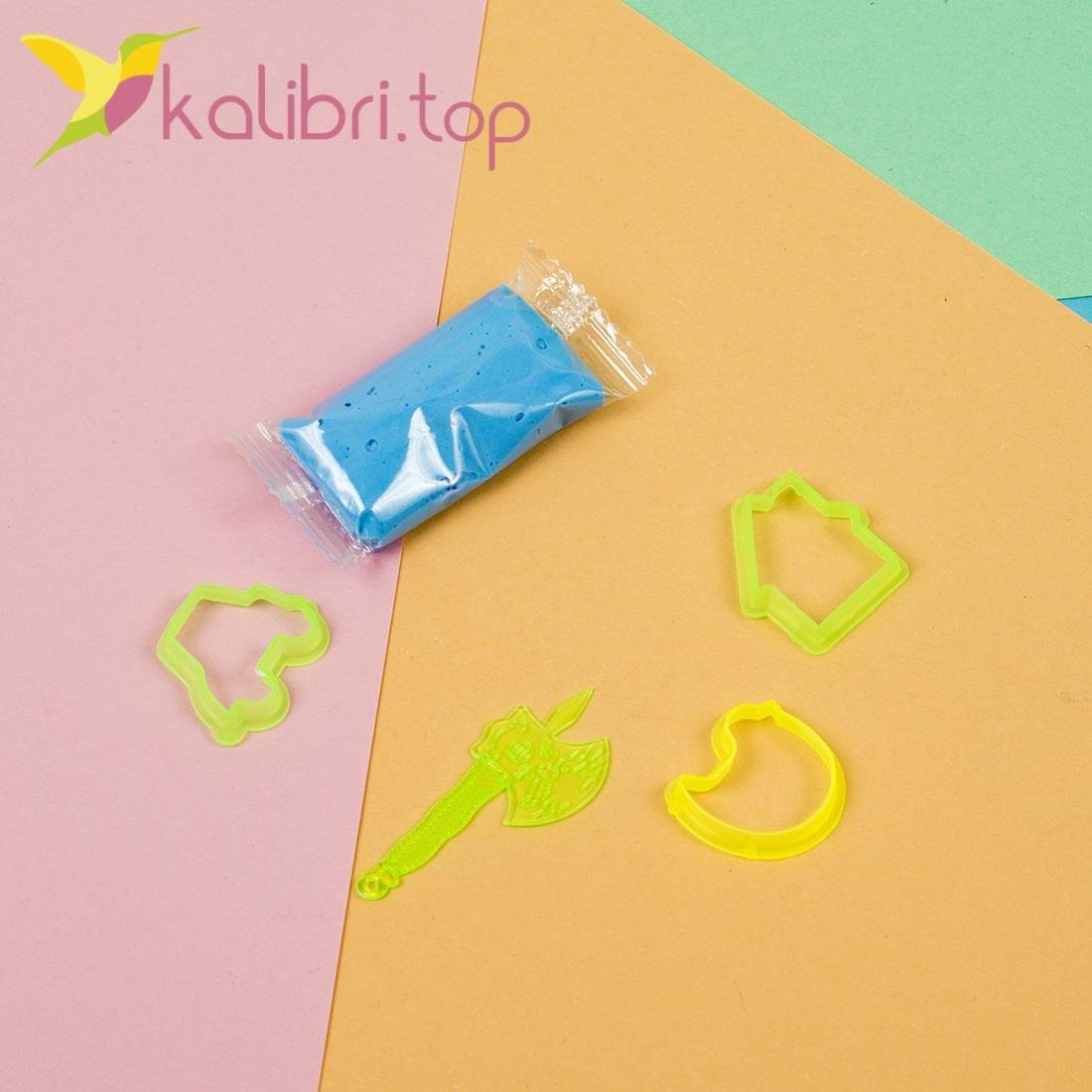 Детский воздушный пластилин Аппликатор оптом - фото 2