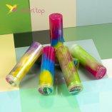 Лизун в банках разноцветный оптом фото 1