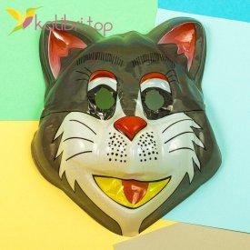 Детская маска Кот оптом фото 1