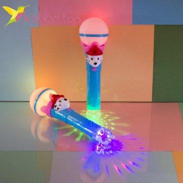 Светящийся микрофон Щенячий Патруль оптом фото 1