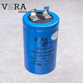 Купить конденсатор пусковой 300 МКФ /330 V оптом, фотография 1