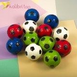 Мячики мягкие, поролоновые Футбол, оптом - фото 1