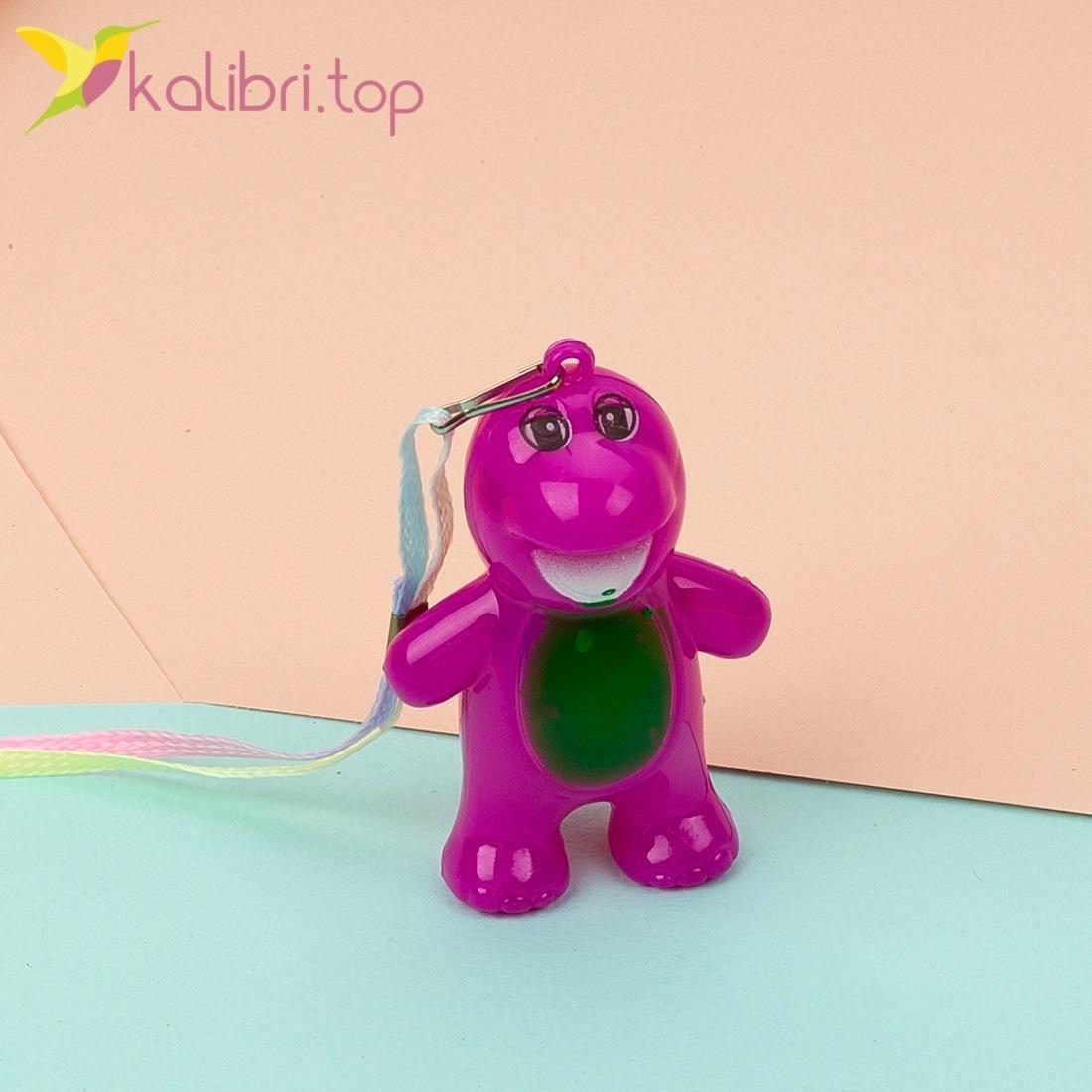 Детский кулон Динозавр, оптом - фото 2