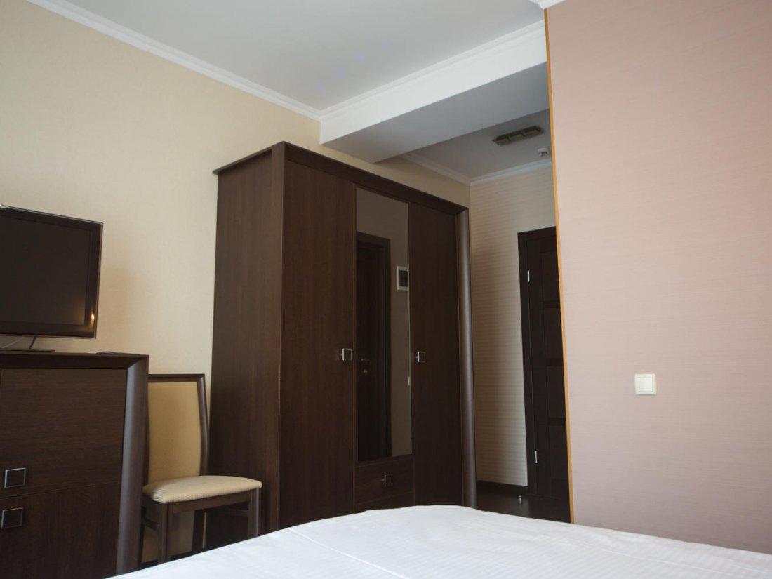 Отель Коляда, Номер Стандарт - фото 2