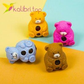 """Детская игрушка антистресс """"Мишки"""" - фото 1"""