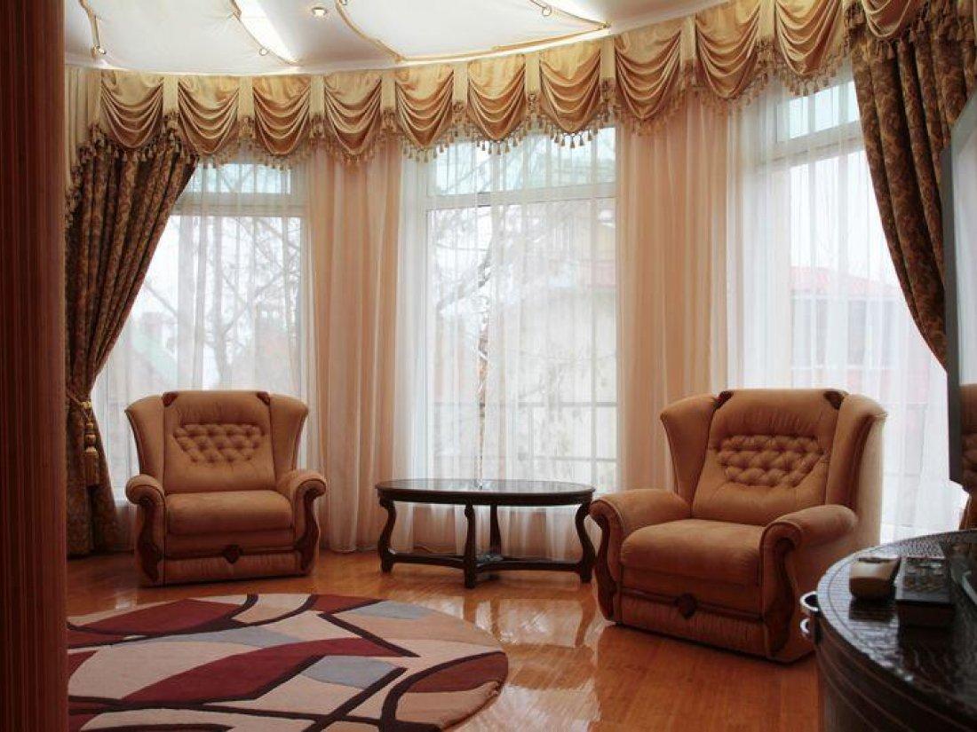 Отель Lux Hotel, Номер Люкс круглый - фото 1