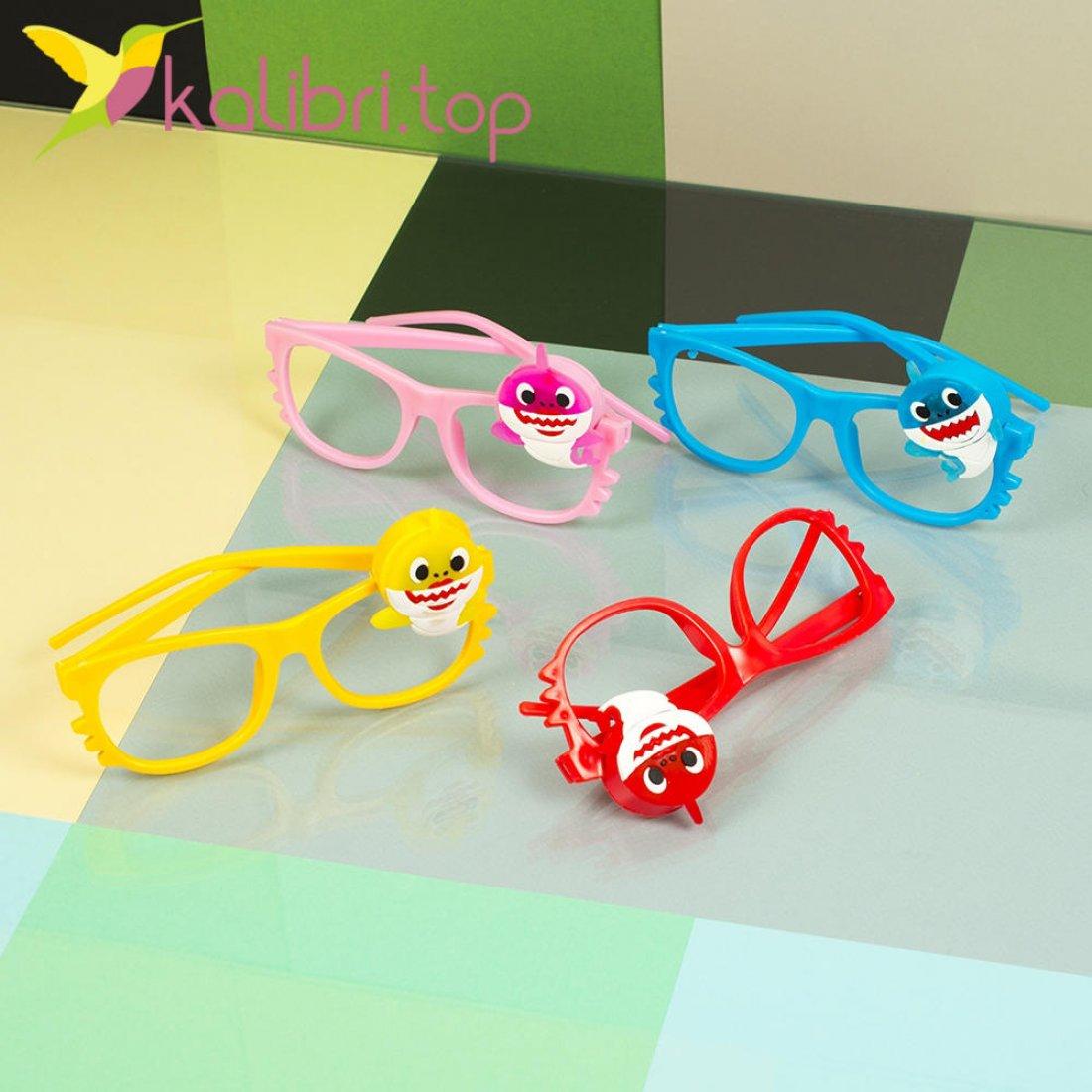 Купить светодиодные очки Акулята оптом фото 2