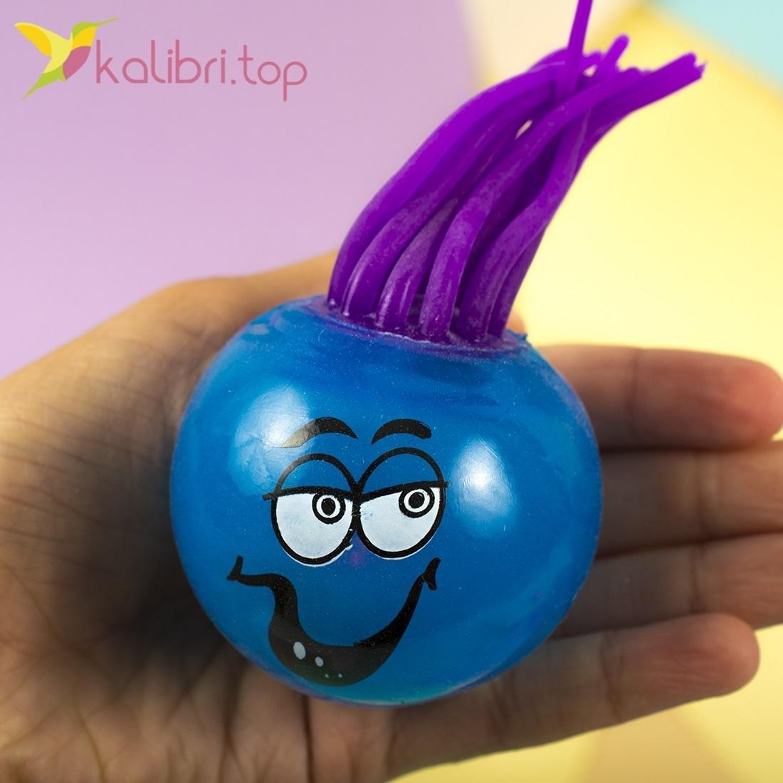 Детские смешные мячики оптом - фото 2