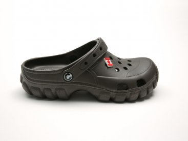 Черные кроксы оптом C26-45, 4rest, мужская обувь оптом, фото 1