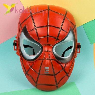 Маска пластиковая Человек паук оптом фото 17