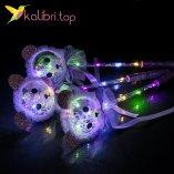 Светящиеся палочка мишки фиолетовый оптом фото 547