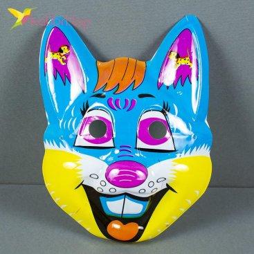 Карнавальная детская маска Заяц оптом фото 199