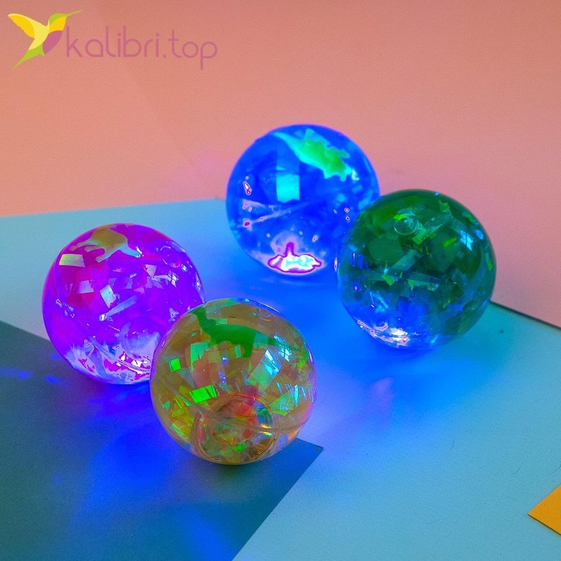 """Светящиеся мячики """"Динозавр"""", оптом - фото 2"""