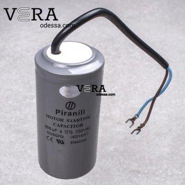 Купить конденсатор пусковой 800 МКФ /250 V оптом, фотография 1