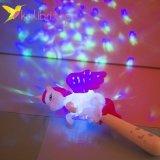 Светящийся микрофон с Единорогом оптом фотография 2