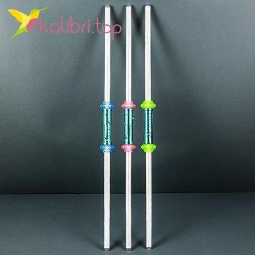 Игрушечный, светящийся меч Цветной оптом фото 547