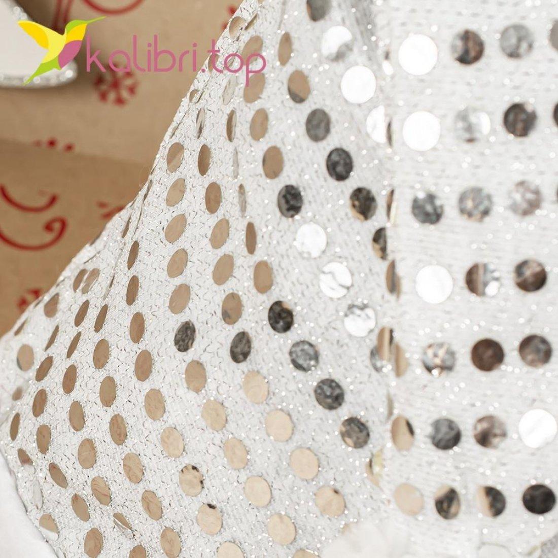 Новогодние Шапки Деда Мороза серые HQ-22 оптом фото 0910