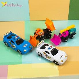 Детские машинки, тракторы оптом фото 1