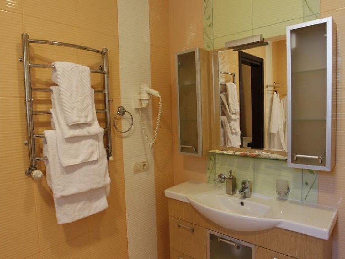 Отель Коляда, Номер Коттедж - фото 7
