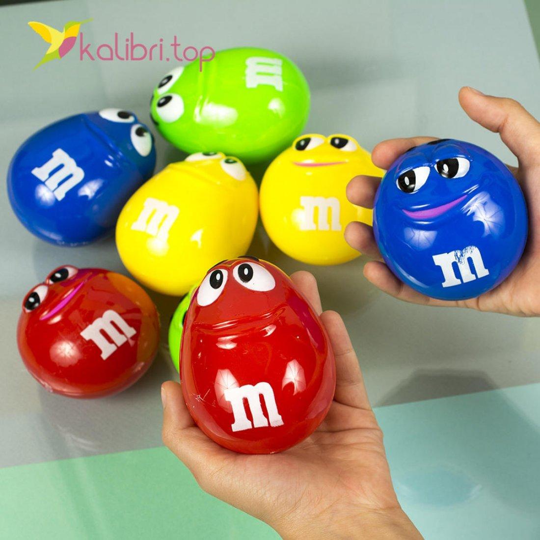 Детская игрушка лизун M&M оптом фото 05