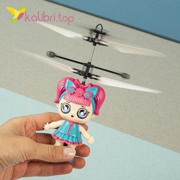 Летающая игрушка светящиеся Девочка оптом фото 88