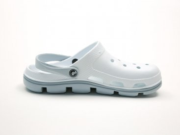 Белые кроксы оптом C03-45, 4rest, мужская обувь оптом, фото 1