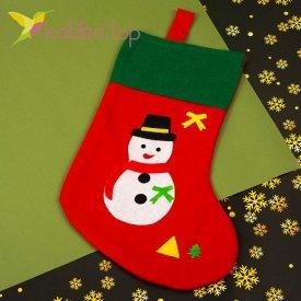 Носок для подарков большой Ардо, оптом фото 1